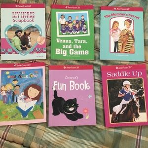 🔥3 for $20🔥Set of 6 books